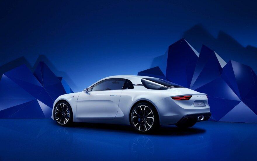 """Renault Alpine Vision"""