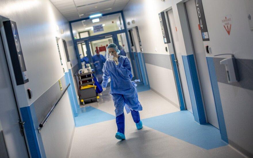 Koronavirusas nustatytas iš Ispanijos grįžusiam lietuviui