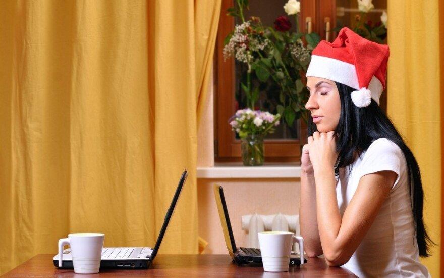 Kaip išgyventi žiemos šventes vienišiems