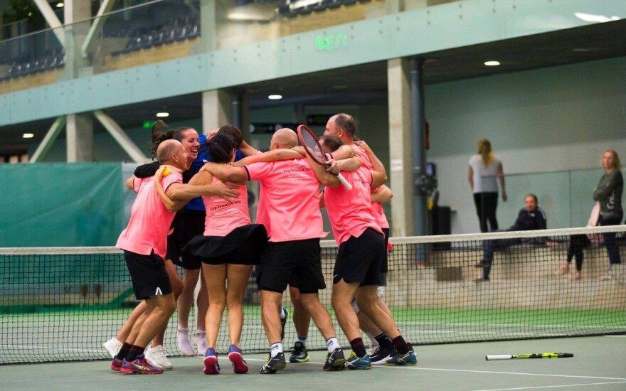 """""""Top Tennis Club"""" žaidėjai"""