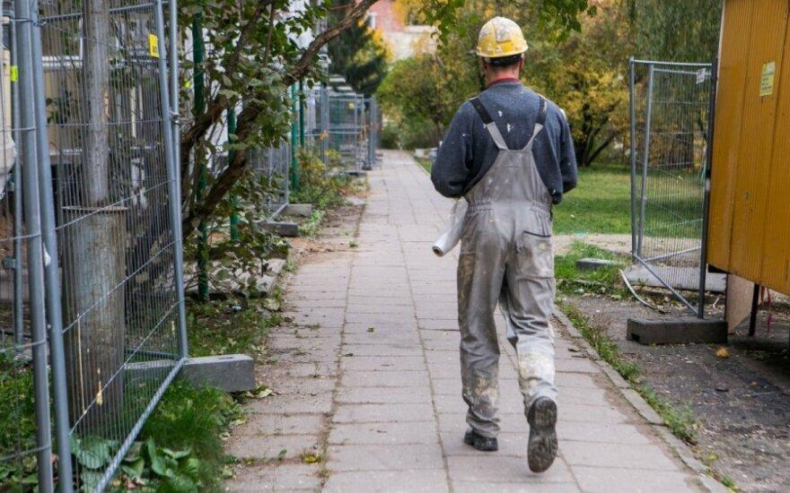 Ko gyventojams reikalauti iš statybininkų, o ko – iš savęs?