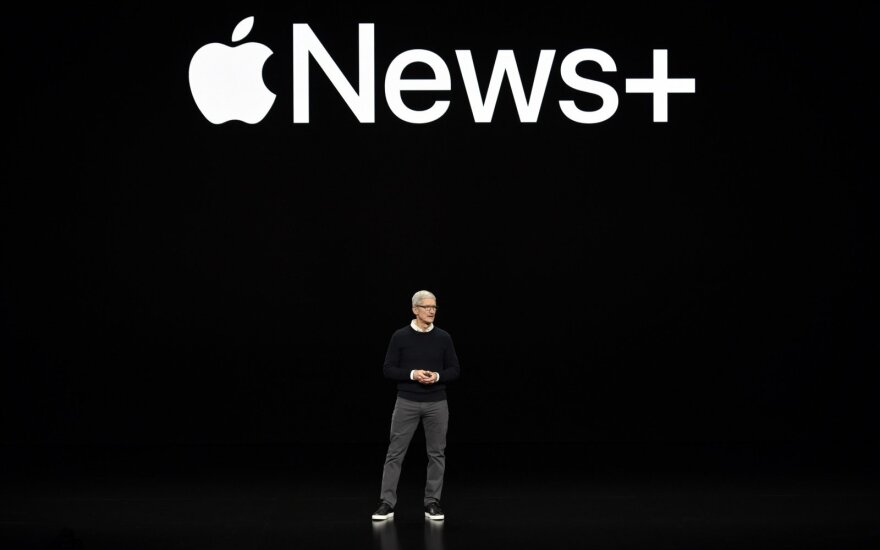 """""""Apple"""" """"News+"""""""