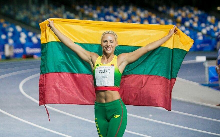 Liveta Jasiūnaitė (Nuotr. - Lietuvos studentų sporto asociacija)