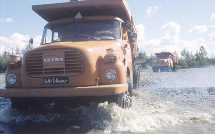 Tatra sunkvežimis (1975 m.)