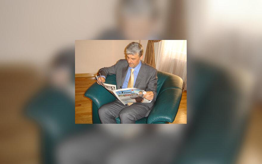Buvęs ambasadorius Didžiojoje Britanijoje A.Taurantas