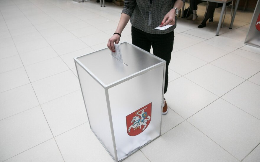 Over 90 thousand Lithuanians cast ballots in first 3 days of early voting