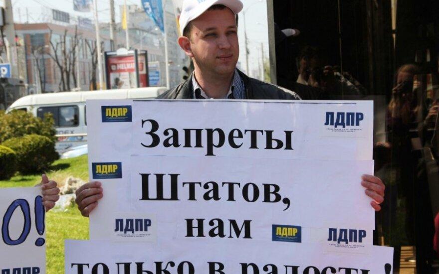 Jau skaičiuoja nuostolius dėl sankcijų Rusijai
