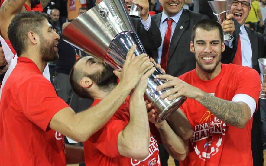 Po 17 metų pertraukos sugrįžta Tarpkontinentinės taurės krepšinio klubų varžybos