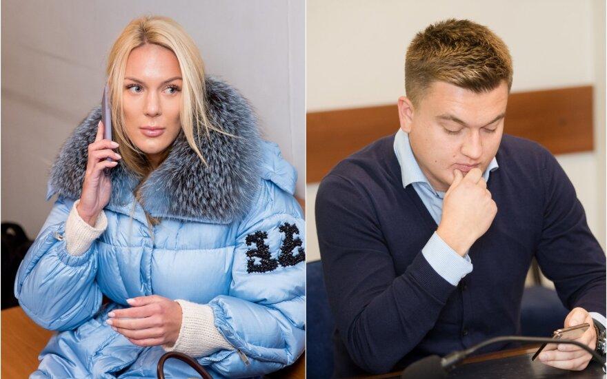 Eglė Malinauskaitė ir Paulius Aršauskas