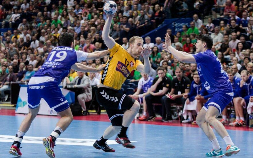 Svajonė dužo: Islandija palaužė lietuvius ir išplėšė kelialapį į pasaulio čempionatą