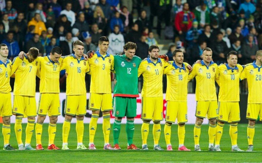 Ukrainos rinktinei žaidėjai iš Rusijos čempionato – nereikalingi
