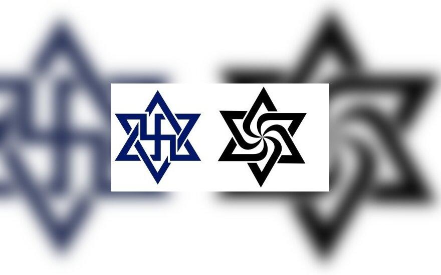 Raeliečių simboliai
