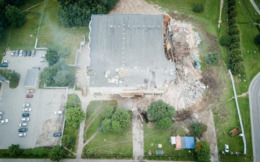 Lazdynų baseinas Vilniuje bus valdomas koncesijos būdu