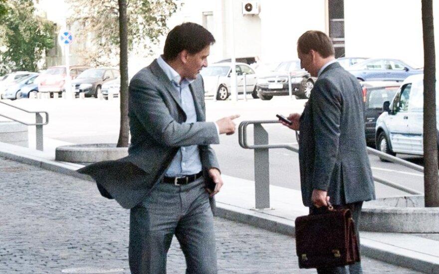 Prokurorai nutraukė tyrimą dėl poveikio Ž.Plytnikui ir D.Kreiviui