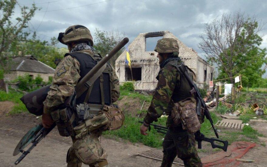 Iš karo korespondento lūpų – istorija apie slaptą ruso ir ukrainiečio susitarimą