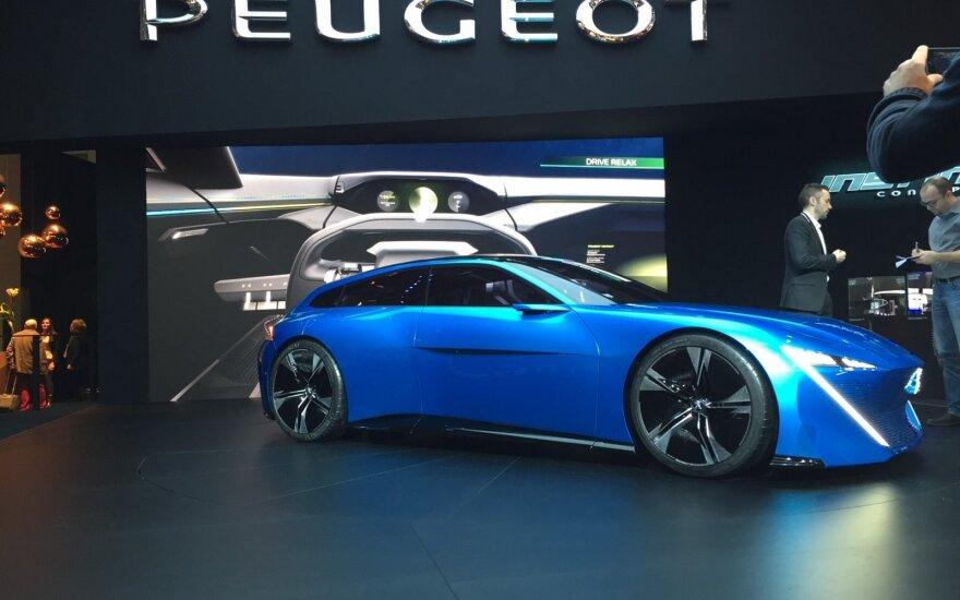 """Peugeot Instinct Concept"""
