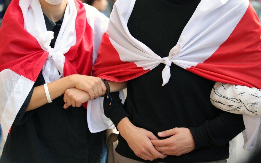 """Baltarusijos studentams sugiedojus """"Marselietę"""", universitetuose bus griežtinama kontrolė"""