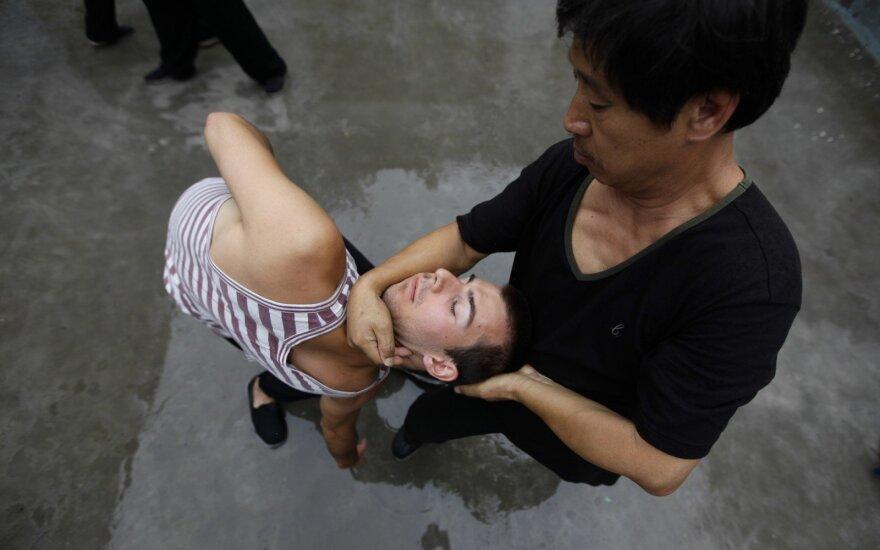 Kovos menų pamoka (asociatyvi nuotrauka)