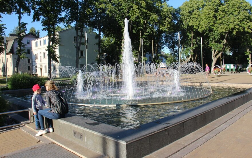 Fontanas Palangoje