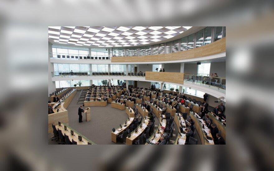 Seime – svyruojanti parama Gruzijai ir abejonės dėl Lietuvos nuoširdumo