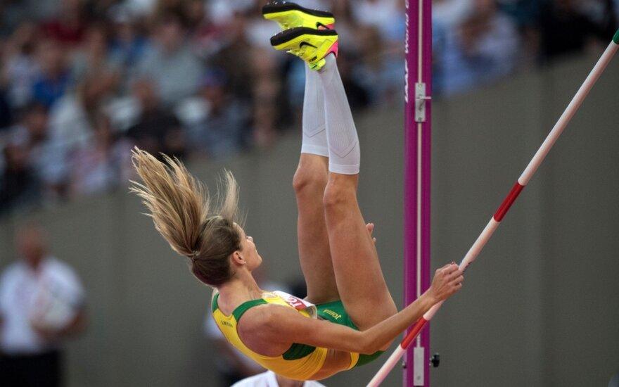Pasaulio lengvosios atletikos čempionato šuolių į aukštį finalas