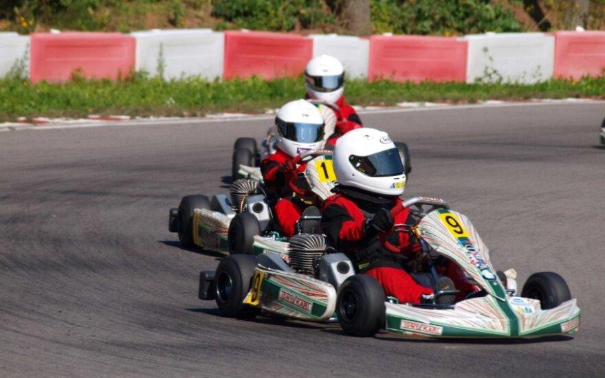 """BMW """"Formulės Mini"""" lenktynių ketvirtas etapas"""