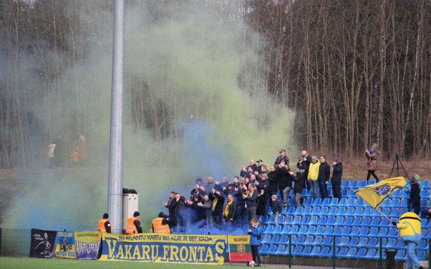 """Klaipėdos """"Atlantas"""" - Vilniaus """"Žalgiris"""""""