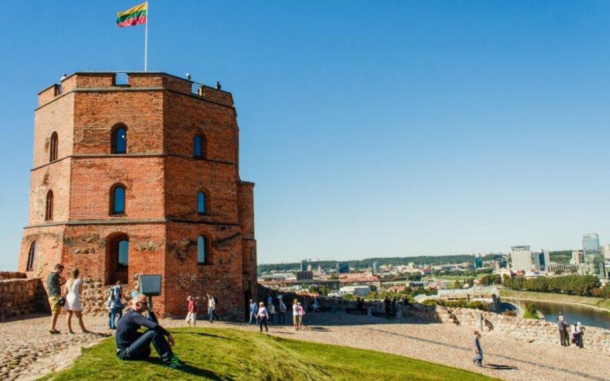 Vilnius commemorates founding day