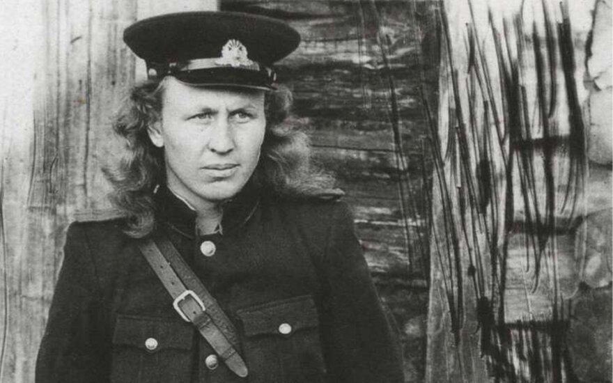 Vilniuje bus atsisveikinama su partizanu Kraujeliu–Siaubūnu