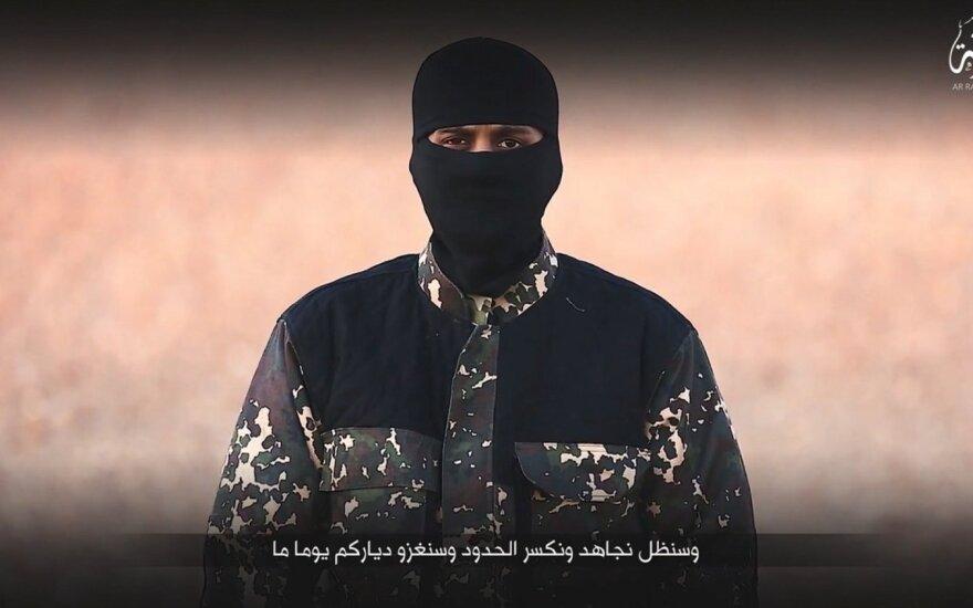"""""""Islamo valstybės"""" paskelbtame vaizdo įraše kalbėjęs vyras – iš Rytų Londono"""