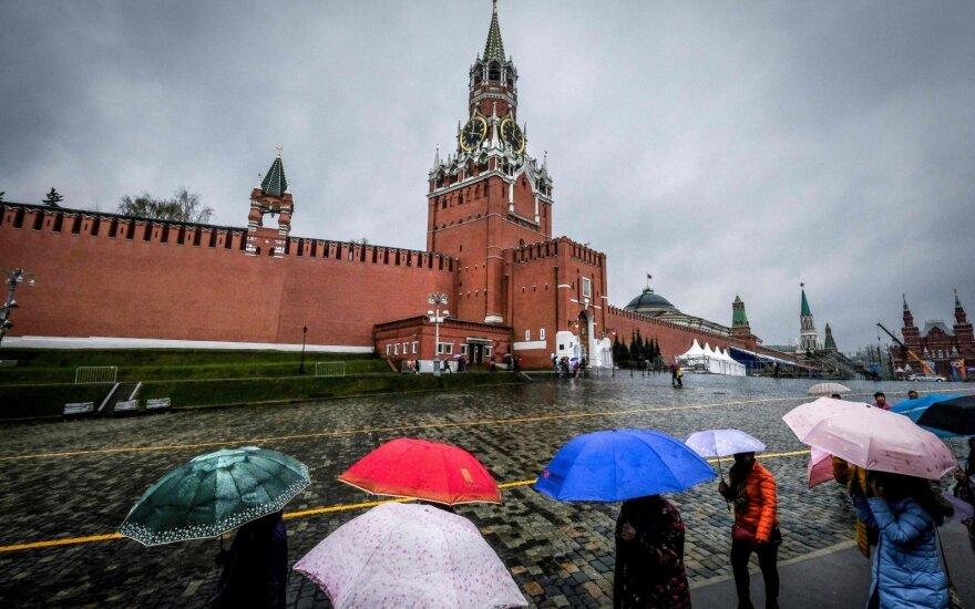 Nežabota Kremliaus fantazija: NATO pajėgas Baltijos šalyse palygino su naciais