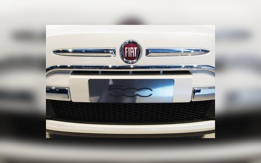 """Pasikeitė """"Fiat"""" atstovas Šiauliuose"""