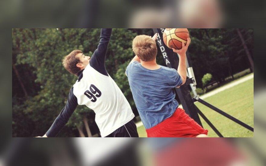 ORAKULAS 3x3 krepšinio turnyras