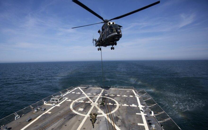 NATO lyderiai kurs vieningą frontą prieš Rusiją