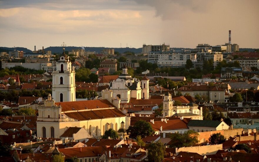 Vilnius oldtown 'reconstruction' raises concern among preservationists