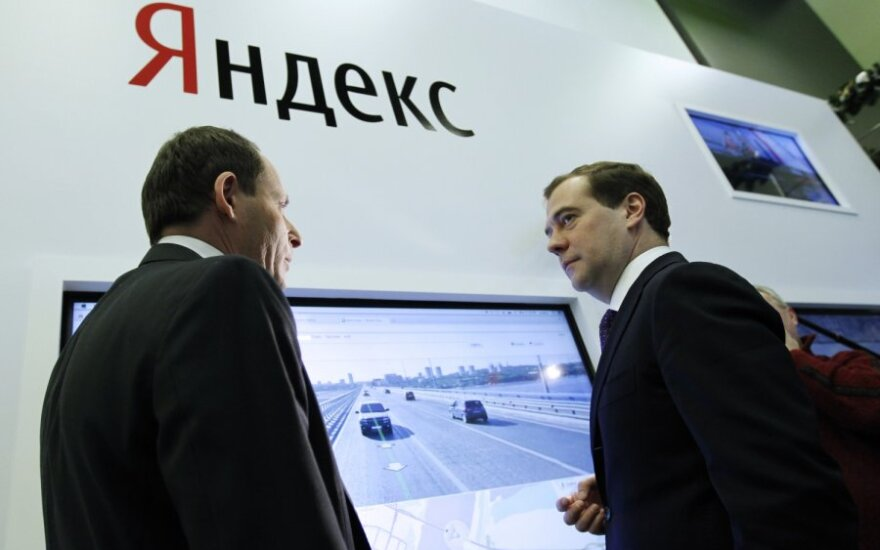 """Yandex"""