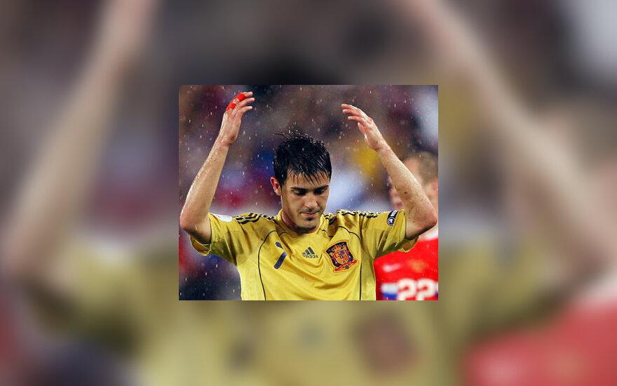 David Villa (Ispanija)