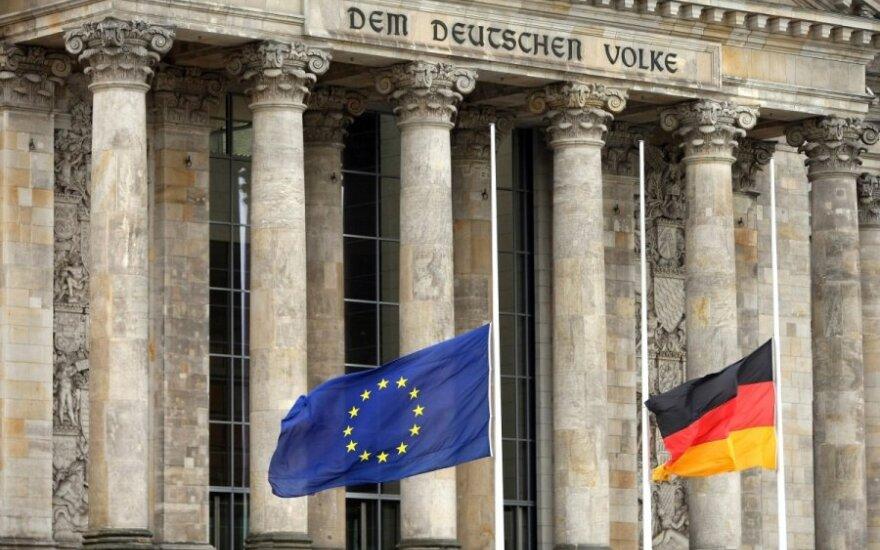 Vokietijos viduje – maištas dėl ES