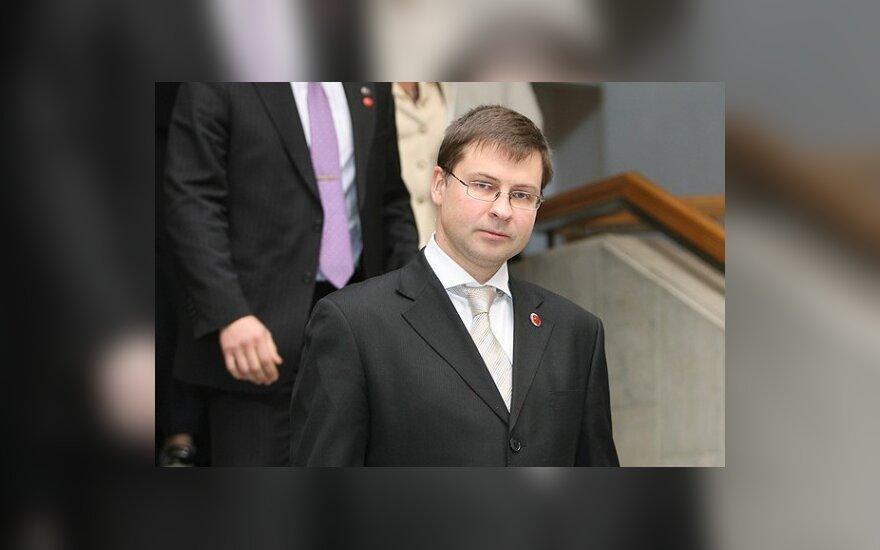 Latvija pasimokė iš kartaus patyrimo ir suprato, kad narystė ES dar negarantuoja gerovės, teigia premjeras