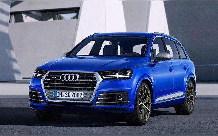 """""""Audi SQ7 TDI"""""""