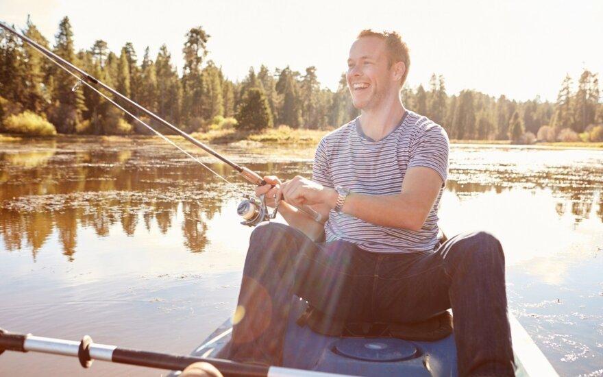 KABLYS.lt skaitytojo anekdotas: apie tai, kaip gaudyti žvejus