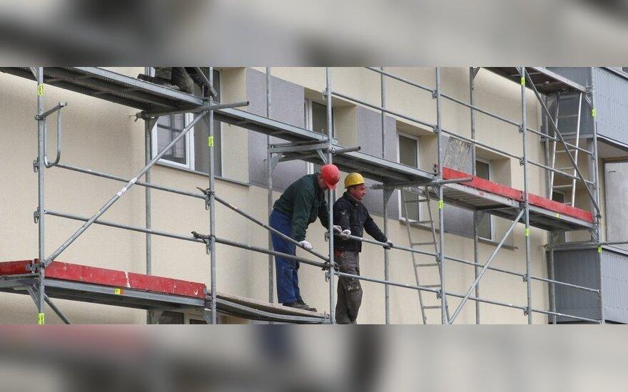 Po renovacijos numatoma 3 kambarių buto šildymo kaina per sezoną – 650 Lt