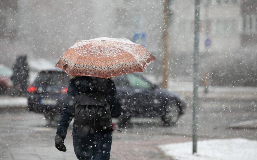 Mėnesio prognozė: sausis nustebins ne mažiau už gruodį