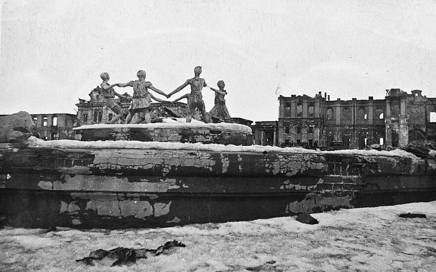 Fontanas 1943-aisiais