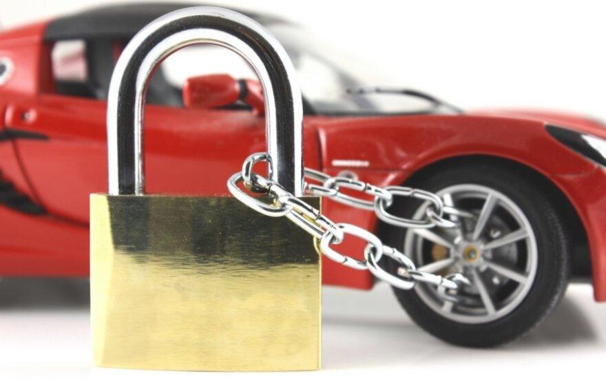 Automobilio apsauga
