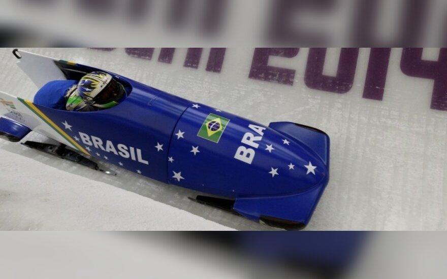 Brazilijos moterų dvivietė bobslėjaus komanda