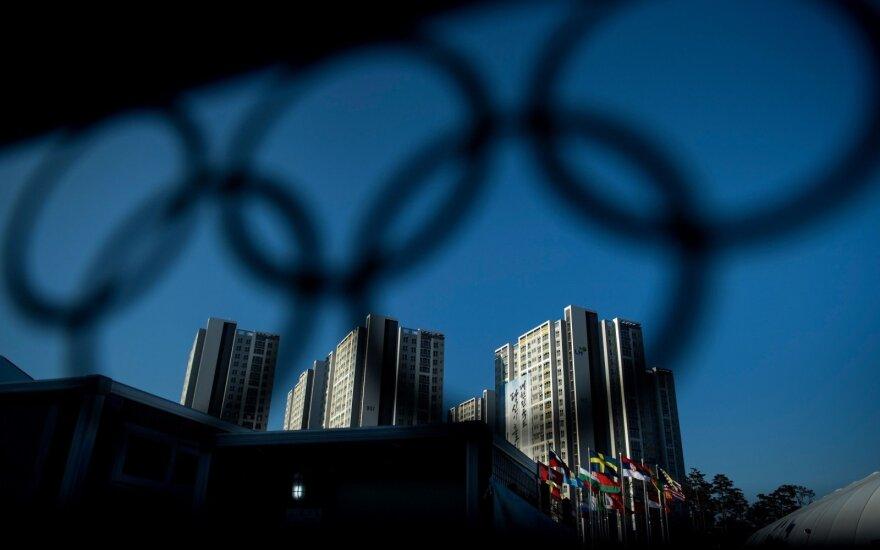 Prieš olimpines žaidynes – nerimas: apsaugininkus keičia kariai
