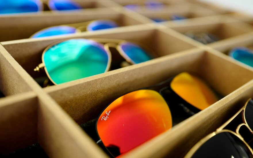 """""""Ray-Ban"""" saulės akiniai"""