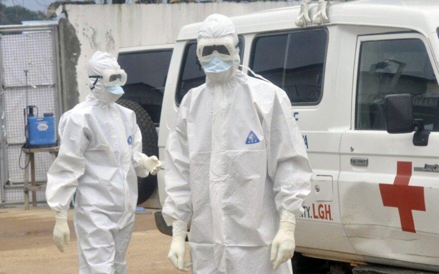 Ebolos viruso grėsmė – dar vienoje šalyje