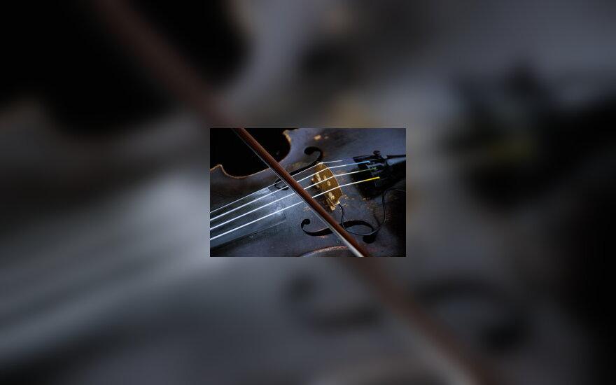 Klasikinė muzika, styginiai, strykas